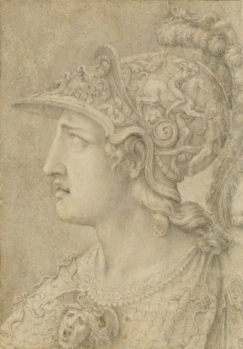 The Head of Minerva