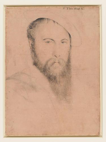 Sir Thomas Wyatt (c. 1503-1542)
