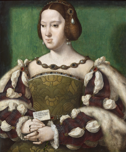 Eleanora of Austria, Queen of France (1498-1558)