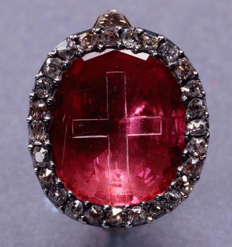 Stuart Coronation ring