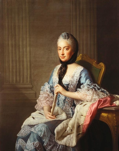 Princess Elizabeth Albertina, Duchess of Mecklenburg-Strelitz (1713-61)