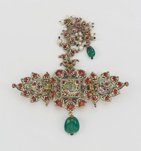 Turban ornament