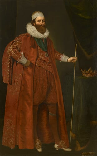 Ludovick Stuart, 2nd Duke of Lennox and Duke of Richmond (1574-1624)