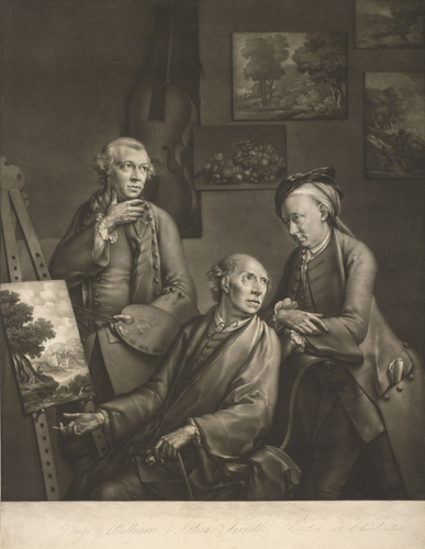 George, William and John Smith