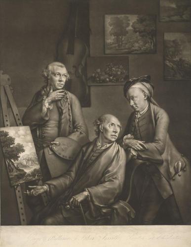 George, William and John Smith