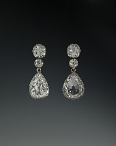 The Coronation earrings