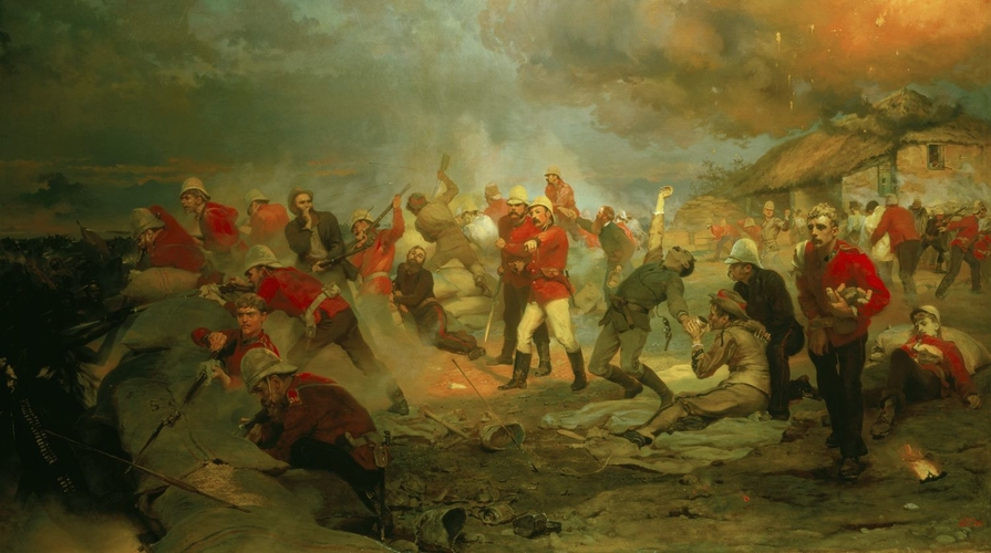 The Defence of Rorke's Drift