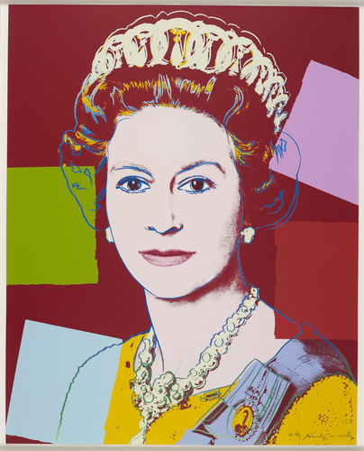 Master: Reigning Queens (Royal Edition): Queen Elizabeth II of the United Kingdom (F. &S. II. 334A-337A) Item: Reigning Queens (Royal Edition): Queen Elizabeth II of the United Kingdom