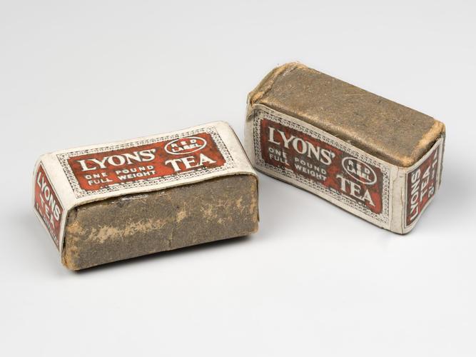 Packet of tea