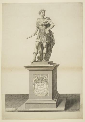 [Statue of Charles II]