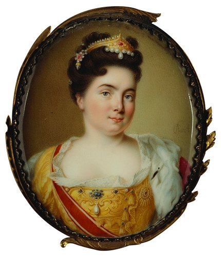 Catherine I, Empress of Russia (1684-1727)