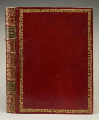 I qvattro libri dell'architettvra / di Andrea Palladio