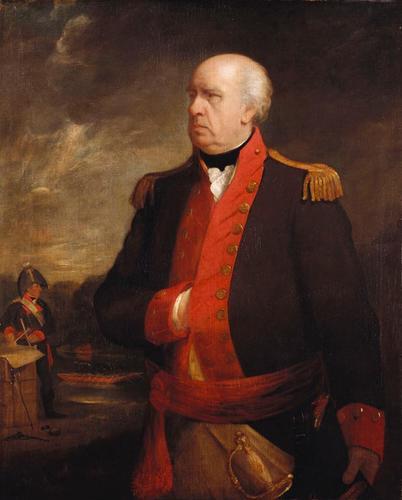 Sir William Congreve (1742-1814)