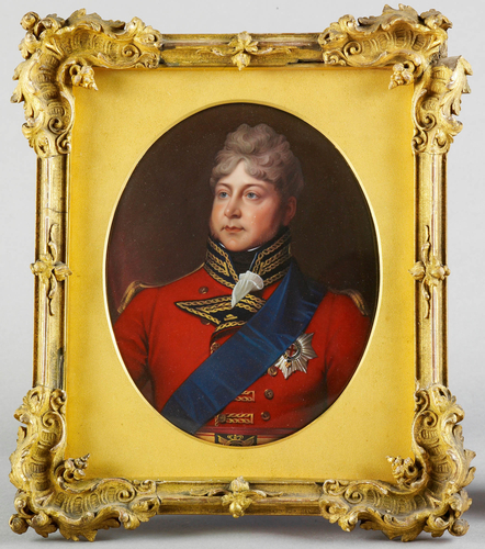 George IV (1762-1830) when Prince of Wales