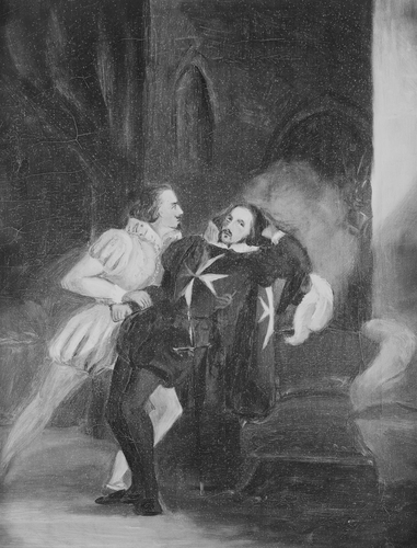 The Death of the Marquis of Posa