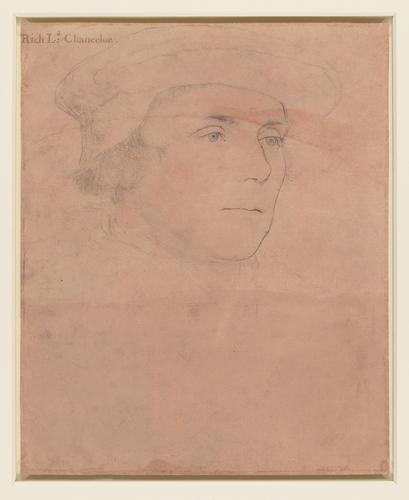 Sir Richard Rich, later 1st Baron Rich (1496/7-1567)