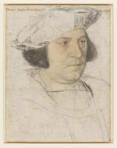 Sir Henry Guildford (1489-1532)