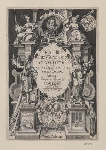 Frachill Ducis Wurtemberg