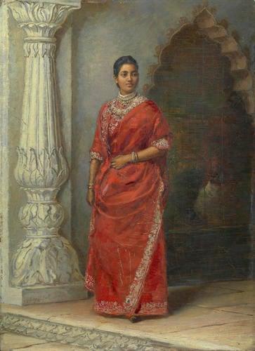 The Maharani of Cooch Behar