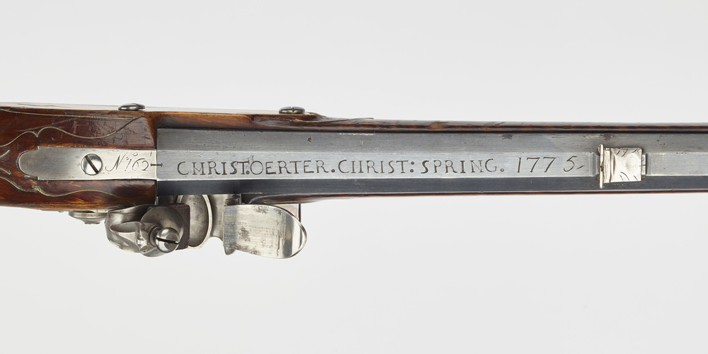 Flintlock long gun