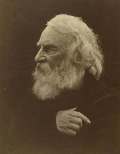 Henry Wadsworth Longfellow (1807-82)