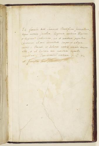 Missale Romano-monasticum Pauli V Pont. Max. authoritate recognitum, pro omnibus sub regula S. Benedicti militantibus . .
