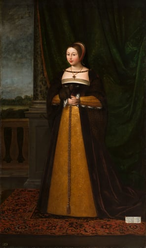 Margaret Tudor, Queen of Scotland (1489-1541)