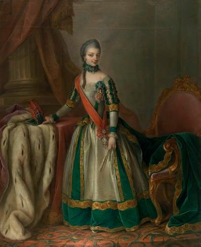 Princess Christiana of Mecklenburg-Strelitz (1735-1794)