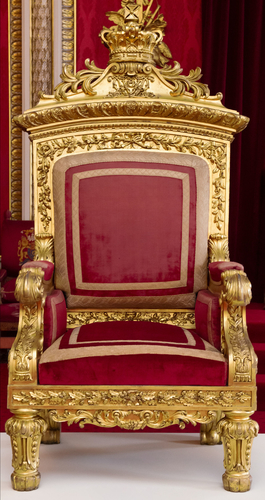 Queen Victoria's Throne