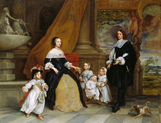 The Family of Jan-Baptista Anthoine