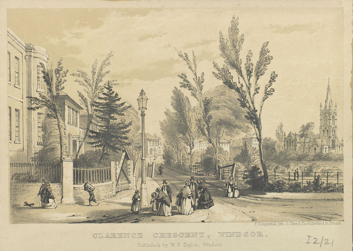 Clarence Crescent, Windsor