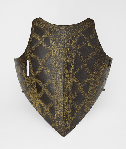 Master: Armour garniture of Sir Christopher Hatton for the field, tourney, tilt and barriers Item: Hatton Armour