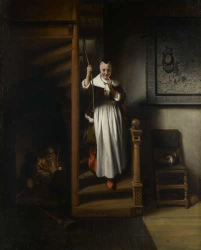 The listening Housewife