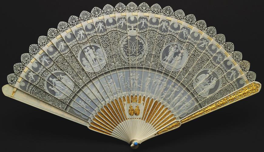Princess Alexandra's Danish fan