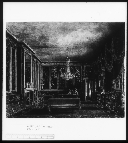 Frogmore House: The Japan Room