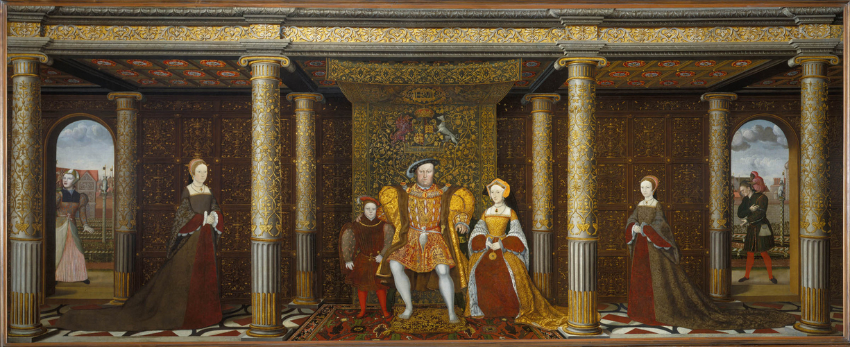 The Family of Henry VIII