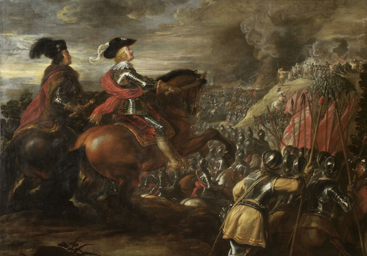 The Battle of Nordlingen, 1634