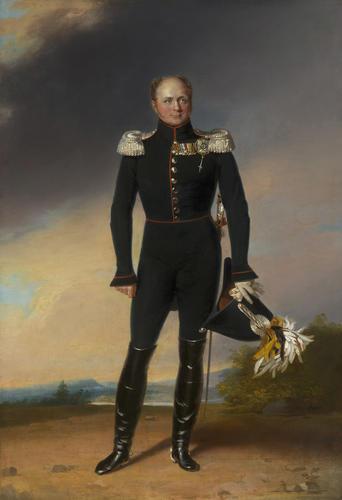 Alexander I, Emperor of Russia (1777-1825)