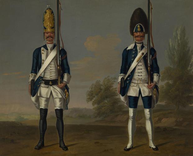 Grenadiers, Infantry Battalion