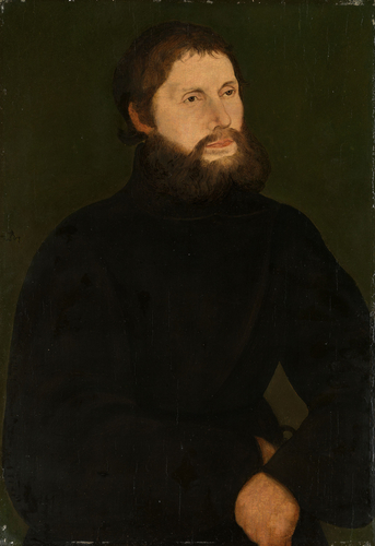 Martin Luther as