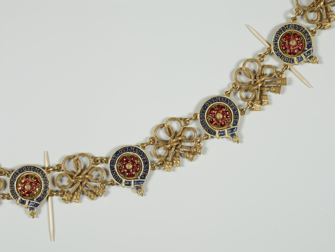 Master: Order of the Garter: Collar with Great George Item: Order of the Garter: Great George with Collar Badge