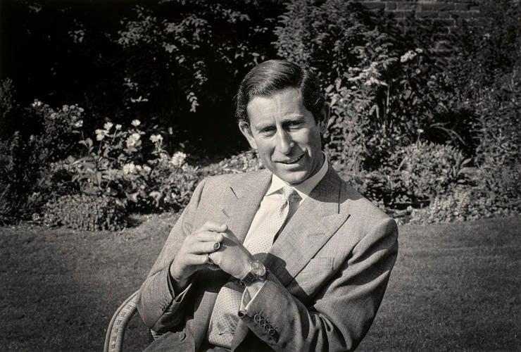 HRH Charles, Prince of Wales (b. 1948)