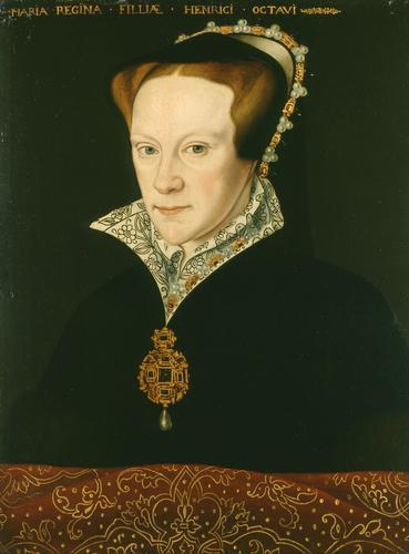Mary I (1516-58)