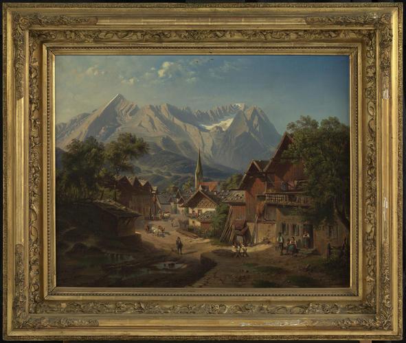 A Tyrolean Village