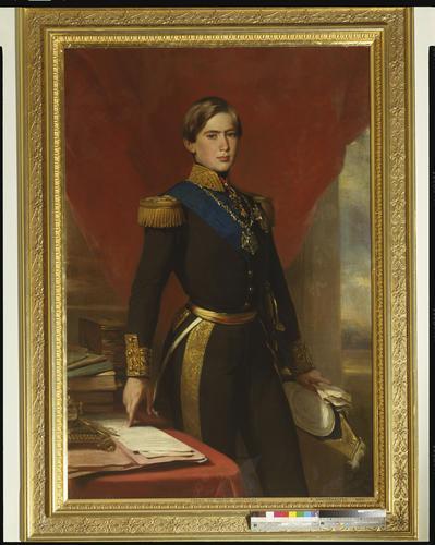 Pedro V, King of Portugal (1837-61)