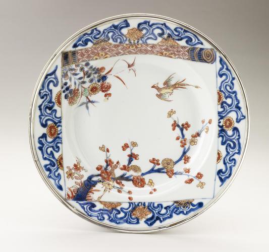 Master: Set of plates