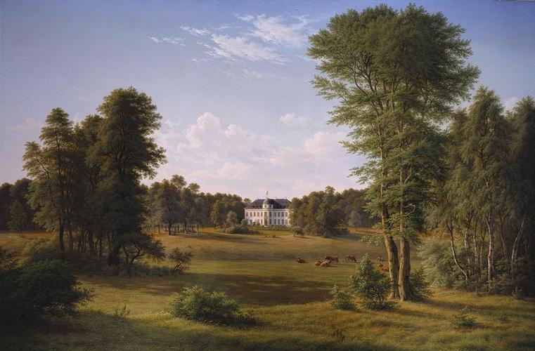 Bernstorff House and Park