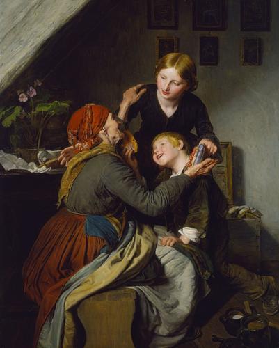 The Grandmother's Birthday