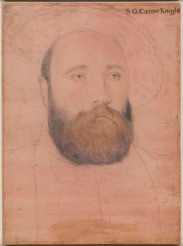 Sir George Carew (c. 1504-1545)