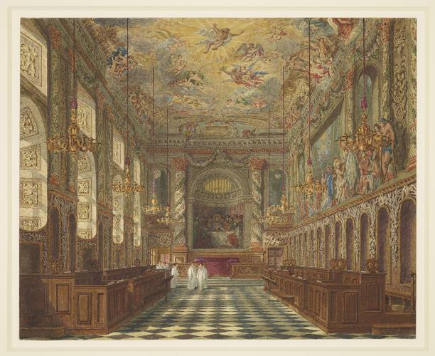The Royal Chapel, Windsor Castle